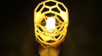 """Umístění v soutěži """"Budiž světlo"""" zaměřené na 3D tisk"""