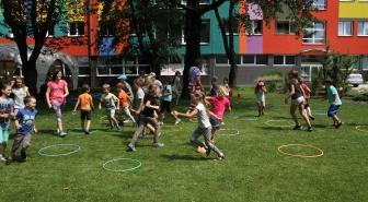 Příměstský tábor AVE ART Ostrava